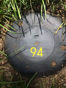 yardage marker new